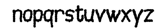 Mayuragifkas Italic Font LOWERCASE