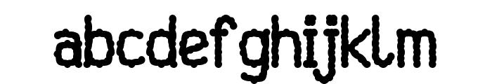 Mayuragifkas222 Font LOWERCASE