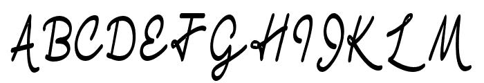 madison-Regular Font UPPERCASE