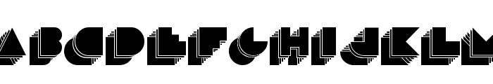 maduoETRA Font LOWERCASE