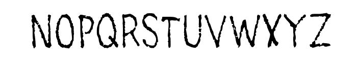 main lev?e regular1 Font LOWERCASE