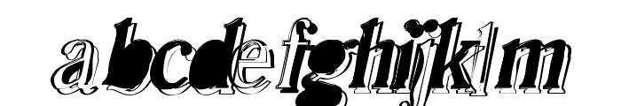 malle Medium Font LOWERCASE