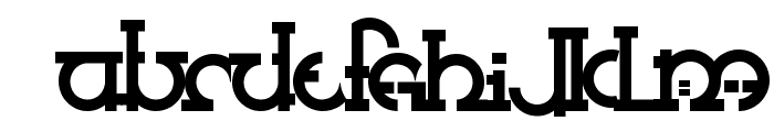 maopip Font LOWERCASE