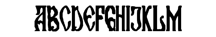 maran orthodox church Font LOWERCASE