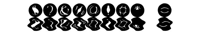 mashy-Bong---Gossip Font OTHER CHARS