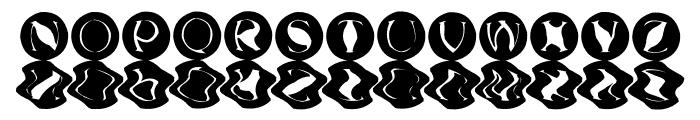 mashy-Bong---Gossip Font UPPERCASE