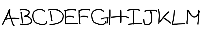 mattts    thread Font UPPERCASE