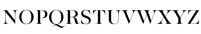 MajestiBanner-Book Font UPPERCASE