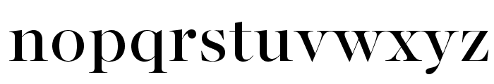 MajestiBanner-Book Font LOWERCASE