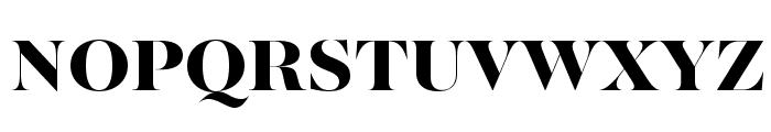 MajestiBanner-Heavy Font UPPERCASE