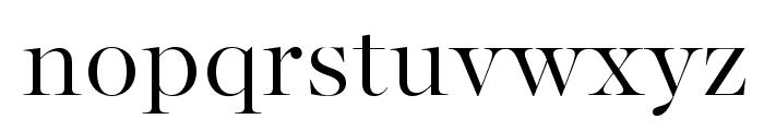 MajestiBanner-Light Font LOWERCASE