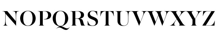 MajestiBanner-Medium Font UPPERCASE