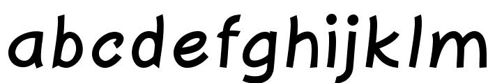 MajorcaBold Font LOWERCASE