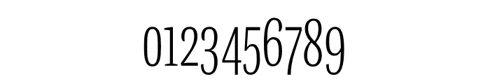Mala Condensed ExtraLight Font OTHER CHARS