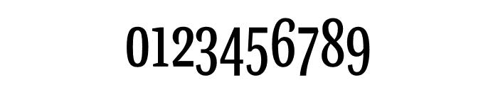 Mala Condensed Regular Font OTHER CHARS