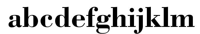 Marque Bold Font LOWERCASE