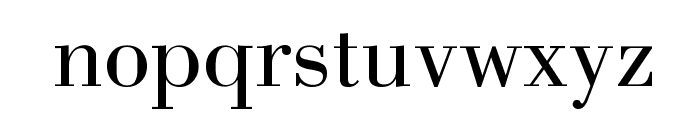 Marque Font LOWERCASE