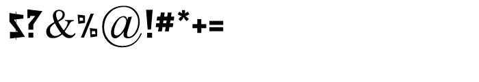 Maaravparua Parua Medium Font OTHER CHARS