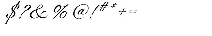 Machia Regular Font OTHER CHARS