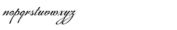 Machia Regular Font LOWERCASE
