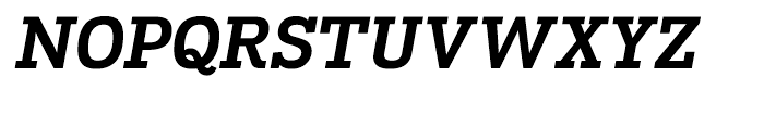 Madawaska Bold Italic SC Font UPPERCASE