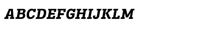 Madawaska Bold Italic SC Font LOWERCASE