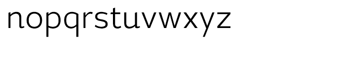 Magallanes Condensed Light Font LOWERCASE