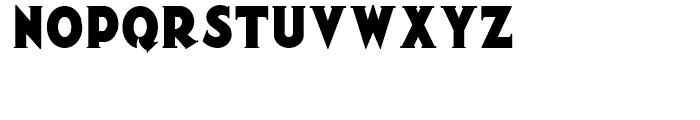 Magic Lantern NF Regular Font LOWERCASE