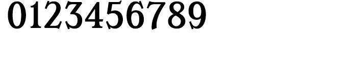 Magica Medium Font OTHER CHARS
