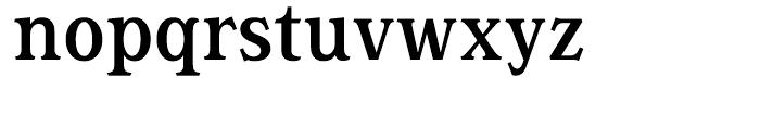 Magica Medium Font LOWERCASE