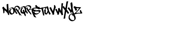 Magik Marker Regular Font UPPERCASE