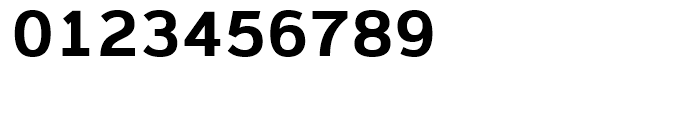 Magnum Sans Alfa Bold Font OTHER CHARS