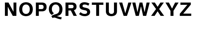Magnum Sans Alfa Bold Font UPPERCASE