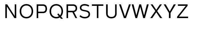 Magnum Sans Light Font UPPERCASE