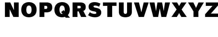 Magnum Sans Pro Black Font UPPERCASE