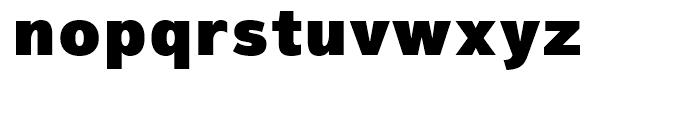 Magnum Sans Pro Black Font LOWERCASE