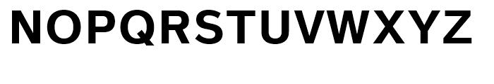 Magnum Sans Pro Bold Font UPPERCASE