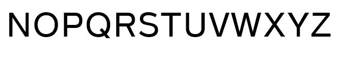 Magnum Sans Pro Regular Font UPPERCASE