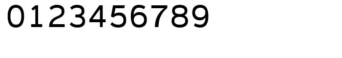 Magnum Sans Regular Font OTHER CHARS