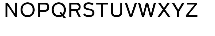 Magnum Sans Regular Font UPPERCASE