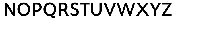 Maisee Medium Font UPPERCASE