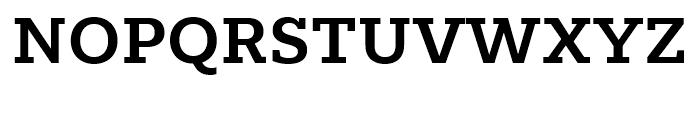 Majora Pro Bold Font UPPERCASE