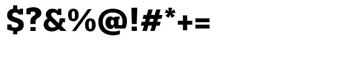 Majora Pro ExtraBold Font OTHER CHARS