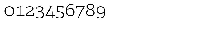 Majora Pro ExtraLight Font OTHER CHARS