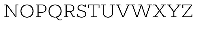 Majora Pro ExtraLight Font UPPERCASE