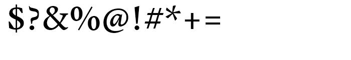 Malabar Regular Font OTHER CHARS