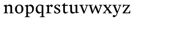 Malabar eText Regular Font LOWERCASE