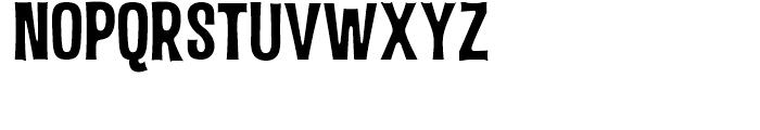 Malamondo Regular Font UPPERCASE