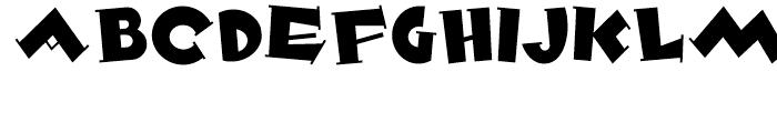 Maloja Palace NF Regular Font LOWERCASE