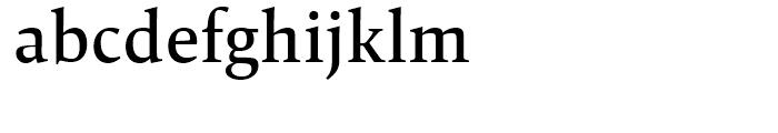 Mangan Nova Medium Font LOWERCASE
